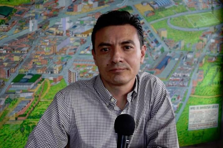 Las metas del Alcalde de Barbosa están centradas en fortalecimiento de vías y educación