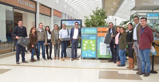 Inaugurado el segundo punto fijo de recolección de residuos tecnológicos en Boyacá