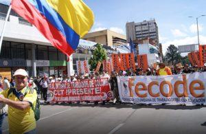 FECODE CONVOCA A PARO NACIONAL