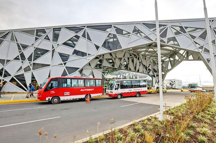 Ya son seis rutas las que llegan al nuevo Terminal, conozca su recorrido.