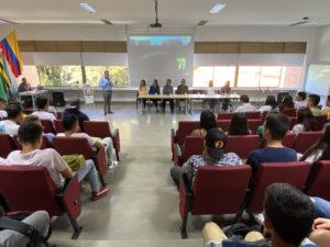 Con jornada de Inducción la sede UIS Barbosa recibió a los estudiantes que inician su formación académica en nuestra Alma Mater.