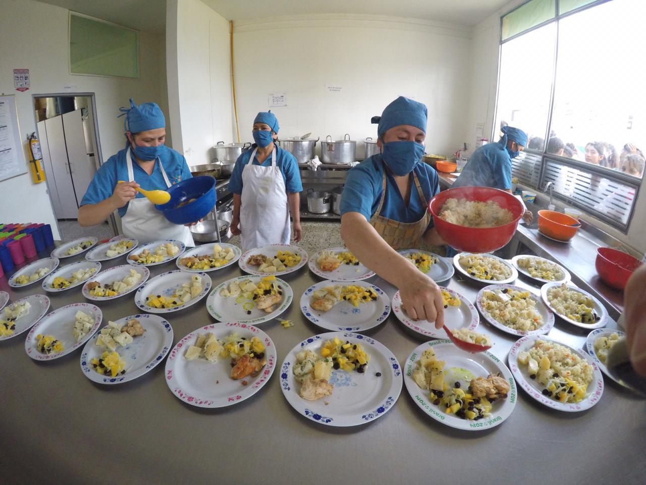 Gobernación de Boyacá refuerza seguimiento al Programa de Alimentación Escolar en Moniquirá