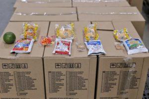 Beneficiarios del PAE recibirán alimentos en casa