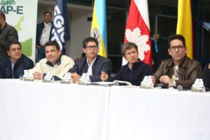 """Lee más sobre el artículo Miembros de la RAP-E anunciaron la creación del equipo de ciclismo """"Team Región Central"""""""