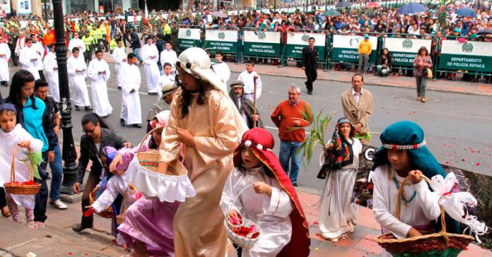 Este año no habrá procesiones de Semana Santa
