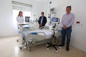 Gobernador de Boyacá inicia entrega de unidades de cuidados intensivos para atender pacientes con COVID-19