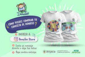 Donatec Store, la nueva estrategia para llevar tecnología a zonas rurales inspirada en el arte de un niño tunjano