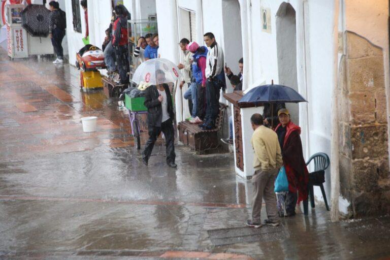 En temporada de lluvias la comunidad es parte importante en la prevención