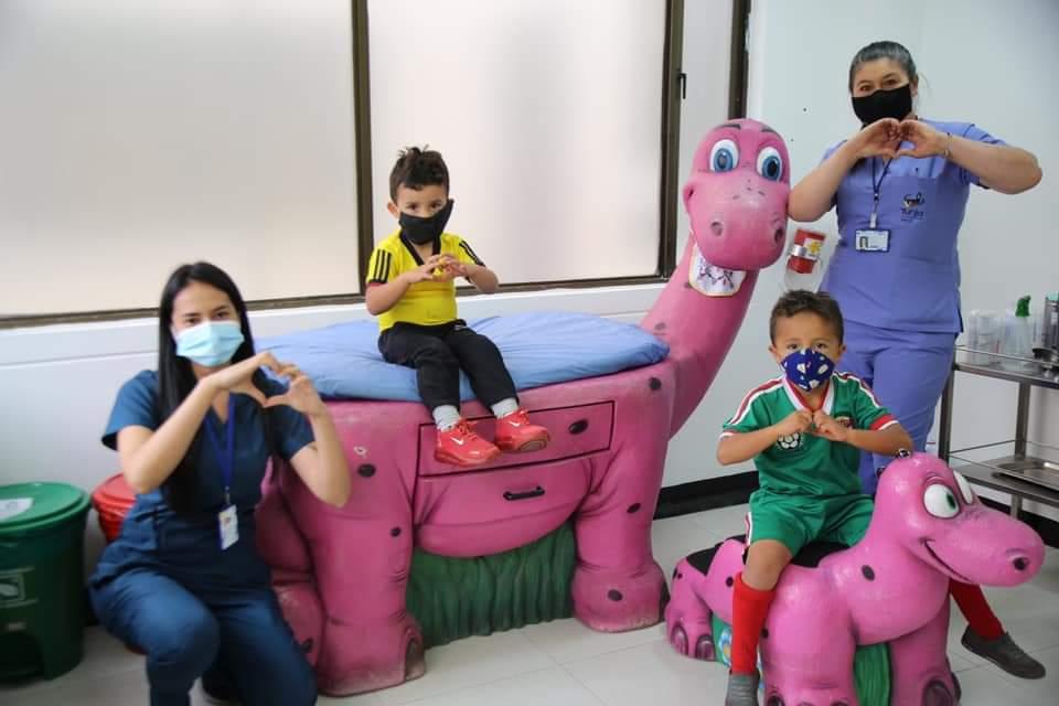 Boyacá refuerza su poder con las vacunas intensificando las acciones de vacunación del 12 al 17 de octubre