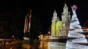 Secretaría de Turismo emite recomendaciones para disfrutar de alumbrados navideños en Boyacá