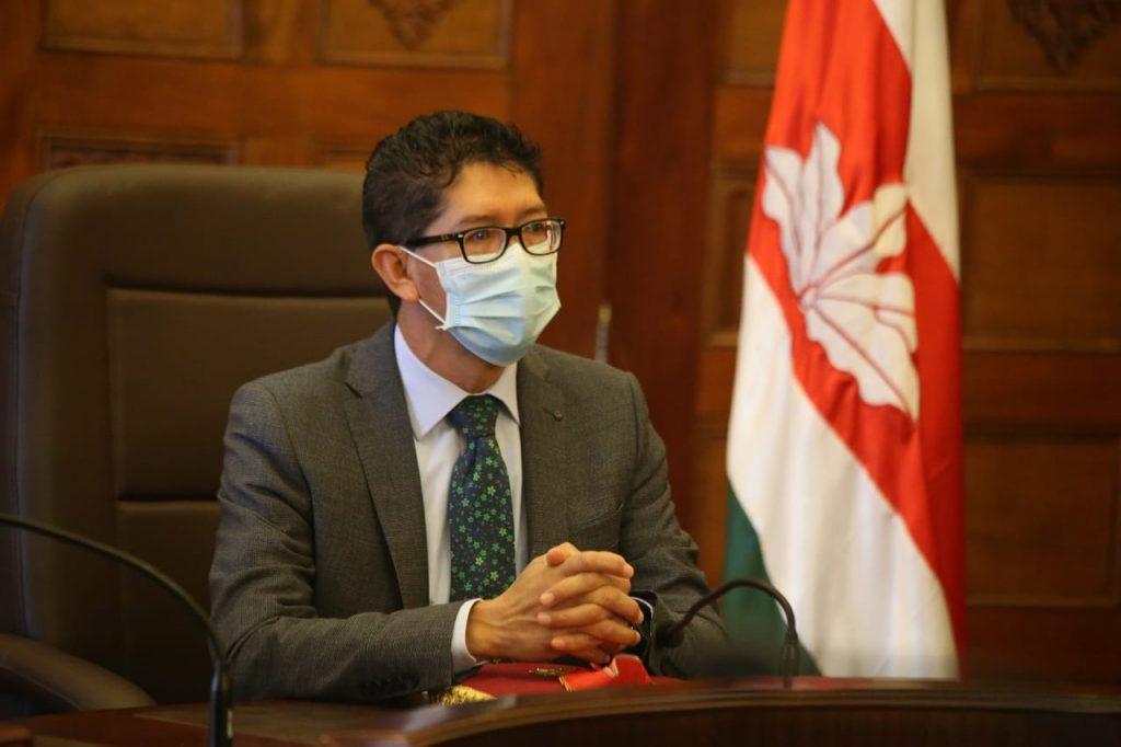 En este momento estás viendo Gobernador de Boyacá hace un llamado urgente a la disciplina y a cumplir las normas para evitar contagio de COVID-19