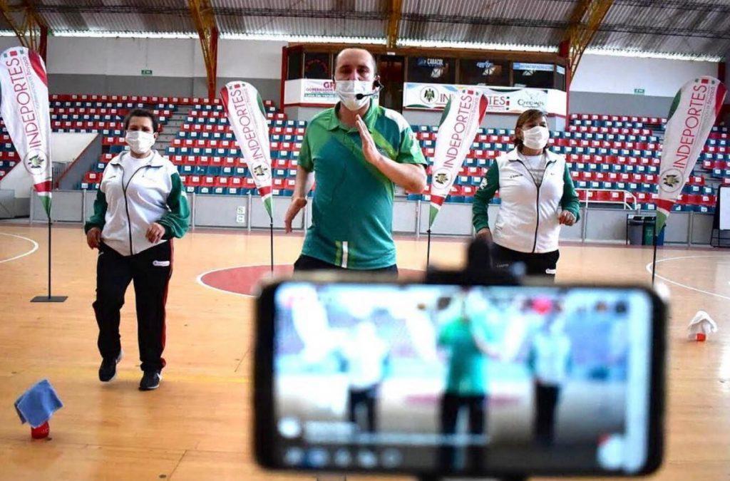 El programa Persona Mayor Activa continúa con las sesiones virtuales