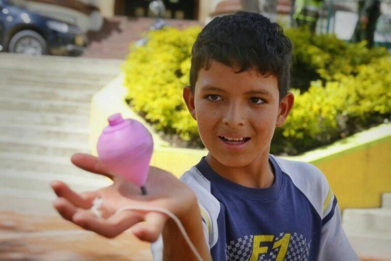 Boyacá avanza en la celebración del Homenaje mes de la niñez 2021