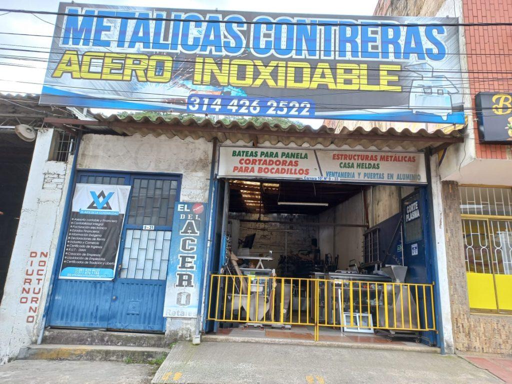 Metálicas Contreras